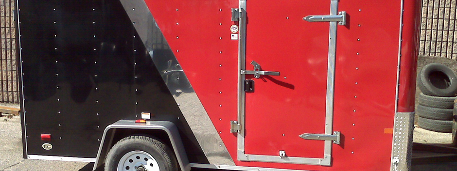 Oakville Trailers Ltd: Oakville Custom Built Trailers, Trailer Repairs and Auto Repairs