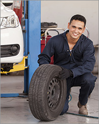 Oakville Trailers Ltd: Oakville Tire Shop: Tire Selection